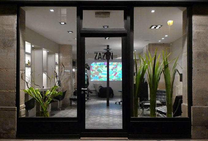 Zazen paris salon de coiffurezazen paris for Salon de coiffure naturel